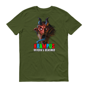 Krampus Season's Beatings Tee