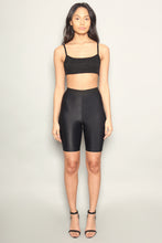 Black Bitchier Than Karma Lycra Cycling Shorts