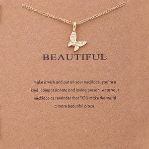 Inspirational Necklace Charms