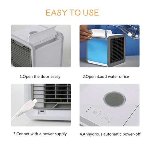 Arctic Air Cooler Easy to use