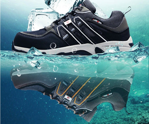 indestrutible bulletproof safety shoes
