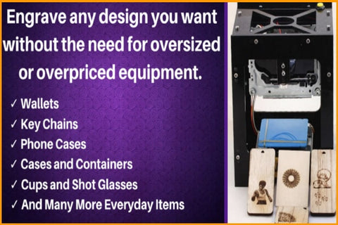 At Smartcooldeals.com We have The Personal Laser Engraver