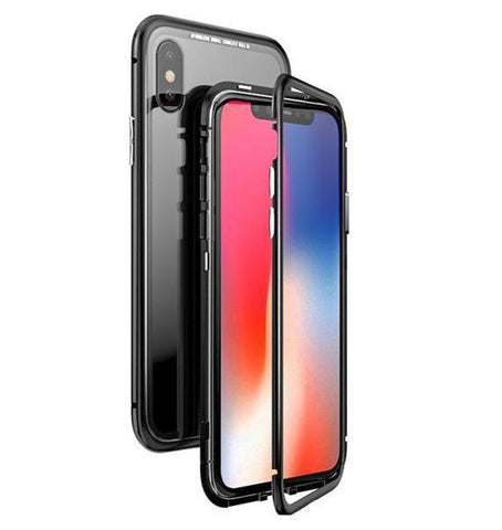 Easy to install Ultra Slim Magnetic Anti-Shock Case