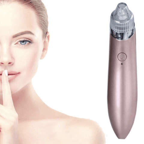 Image of 4 in 1 vacuum pore cleanser