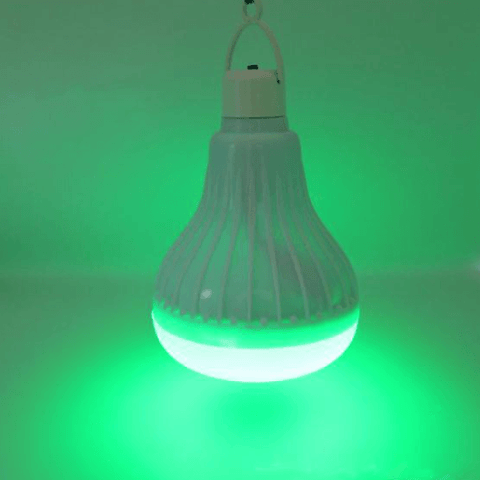 Image of Green Wireless Bluetooth Led Bulb Speaker cheap price at smartcooldeals.com