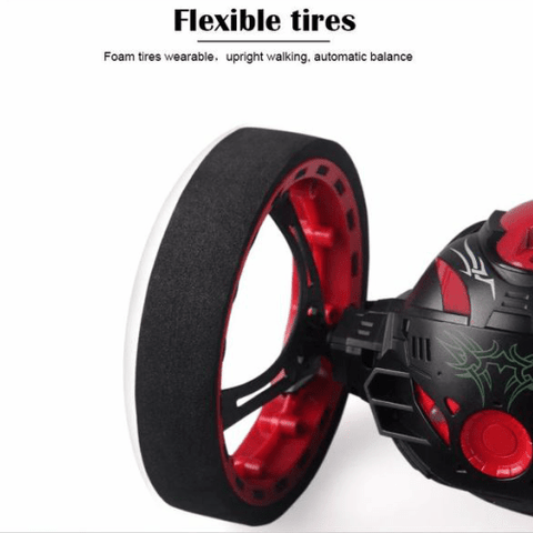 flexible tires