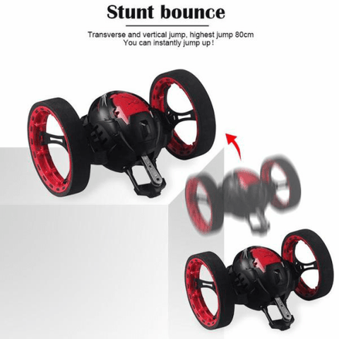 Image of stunt car