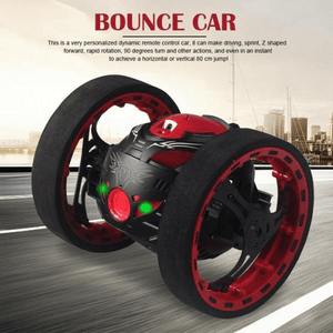 Crazy Bounce Car