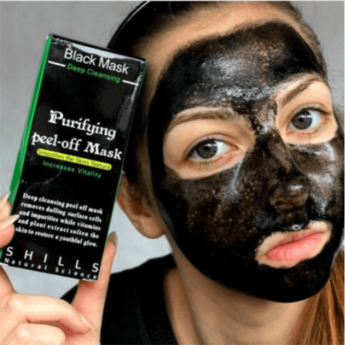 How To Use:     Step 1: Clean the area with warm water, then dry thoroughly  Step 2: Apply a thin layer to blackhead area nose, face, front head, chin etc. Step 3: Wait for 10-15 minutes, gently peel off, or use warm water to clean it.