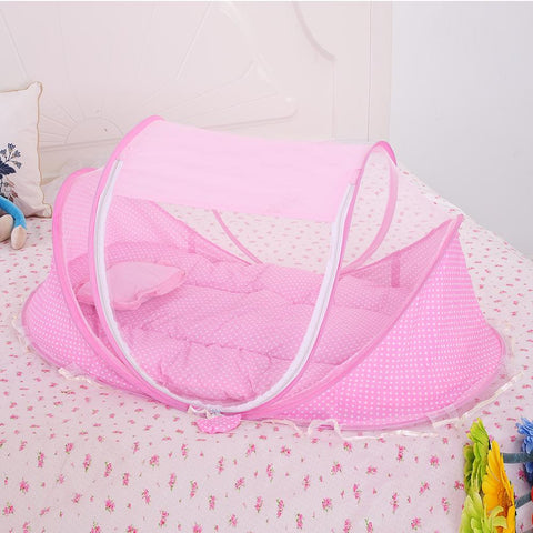 Image of long Lasting material baby portable Foldable Crib