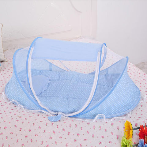 Beautiful baby portable Foldable Crib