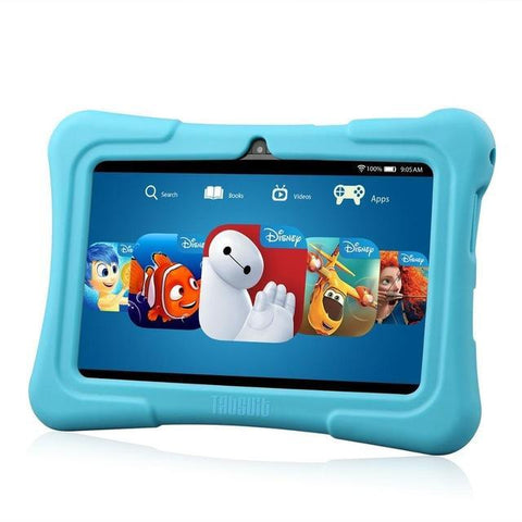 Blue Kids Tablet