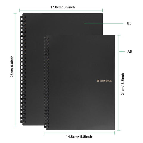 Image of Reusable Notebook