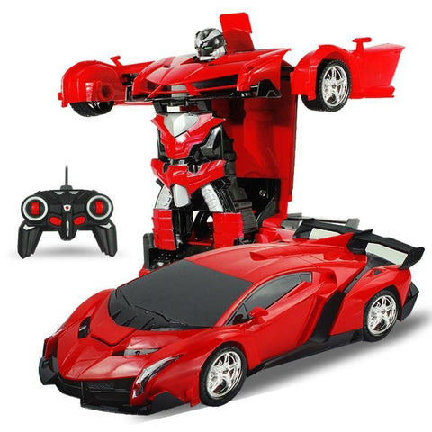 Image of Transforming RC Car