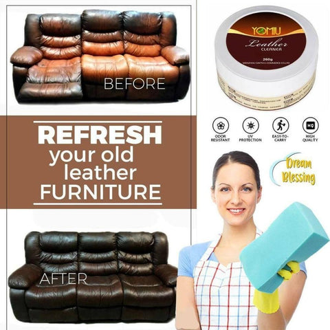 Image of Leather Repair Cream | smartcooldeals.com
