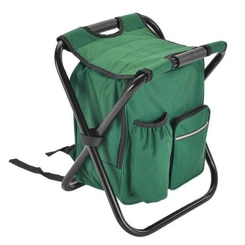NoFEAR™ Foldable BackPack Chair