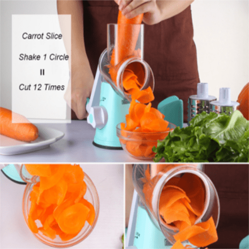 Vegetable Spiralizer: at smartcooldeals.com