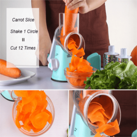 Image of Vegetable Spiralizer: at smartcooldeals.com