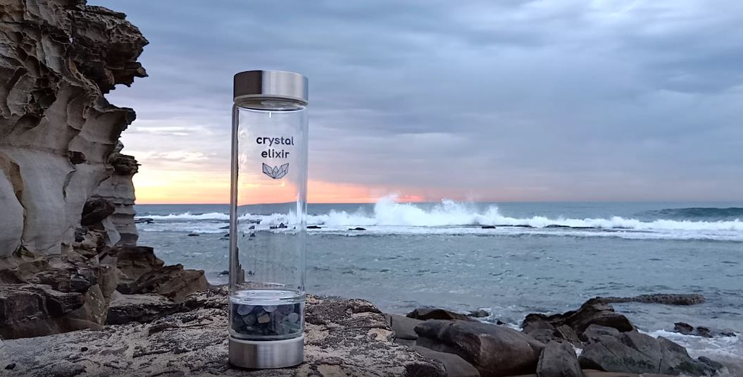 Crystal Elixir Water Bottles - Awesome Water