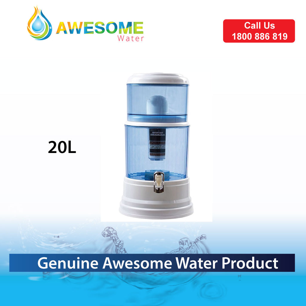 Awesome Water 20L Bench Top Water Purifier