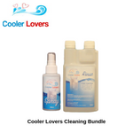 Cooler Lovers Rinse and Spray Cleaner Bundle