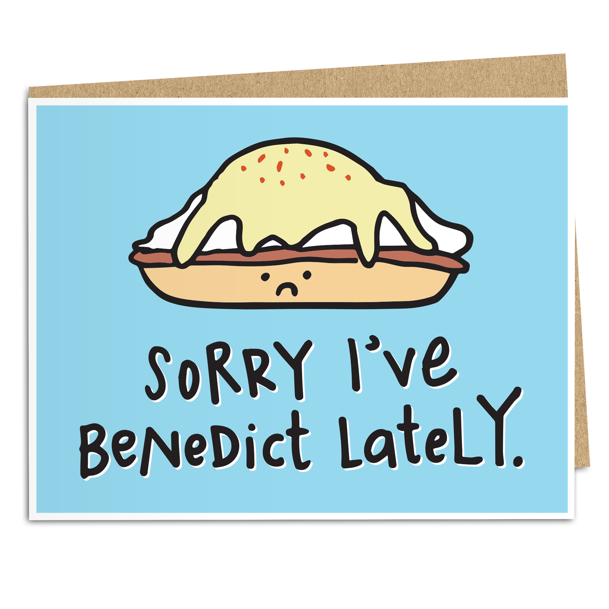 Sorry I've Benedict Lately - The Good Snail