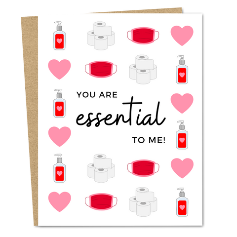You Are Essential To Me - The Good Snail