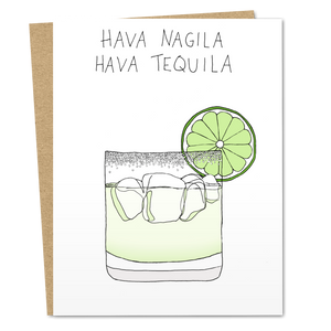 Hava Negila Hava Tequila - The Good Snail