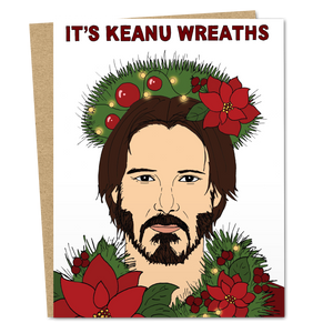 It's Keanu Wreaths - The Good Snail
