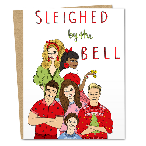 Sleighed By The Bell - The Good Snail