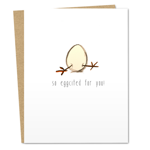 So Eggcited for You! - The Good Snail