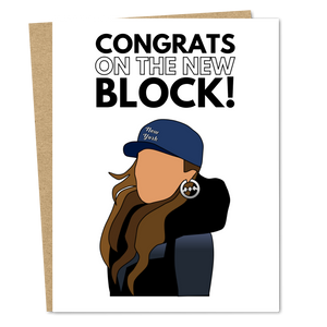 Congrats On The New Block!