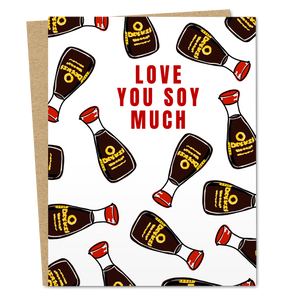 Love You Soy Much - The Good Snail