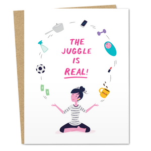 The Juggle Is Real - The Good Snail