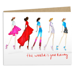 The World Is Your Runway!