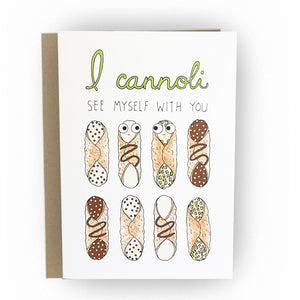 Cannoli Love - The Good Snail
