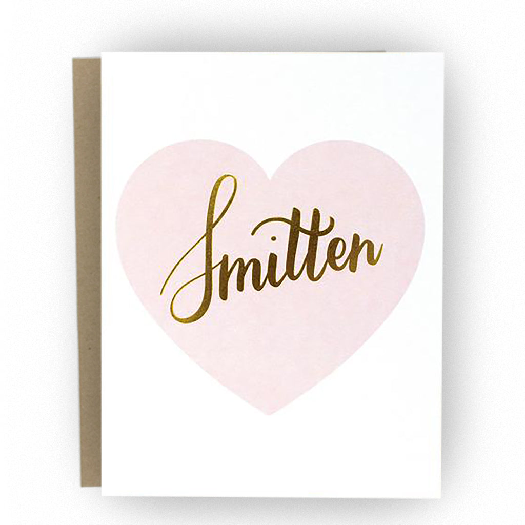 Smitten Card - The Good Snail