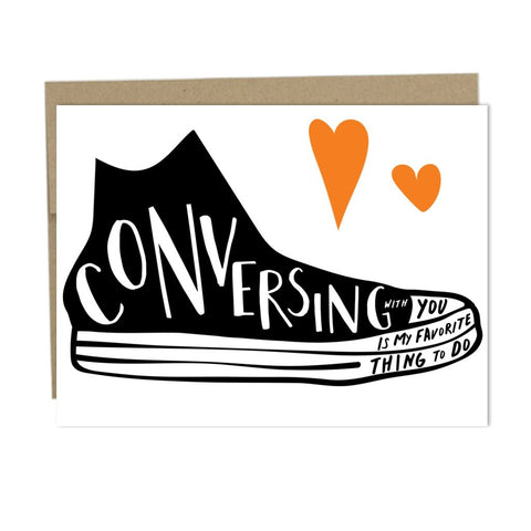 Conversing With You - The Good Snail
