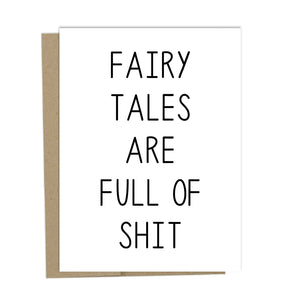 Fairy Tales Are Bullshit - The Good Snail