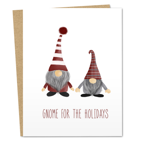Gnome For The Holidays - The Good Snail