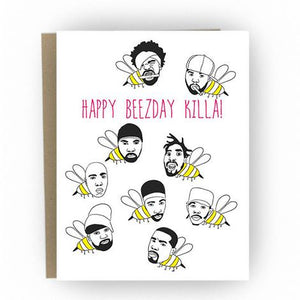 Wutang Birthday  Card - The Good Snail