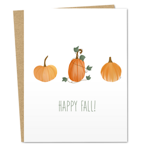 Happy Fall - The Good Snail