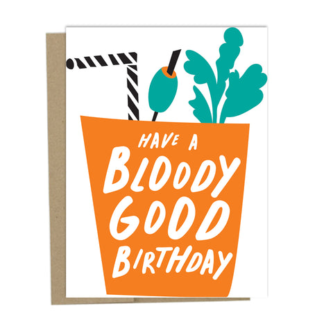 Have Bloody Good Birthday - The Good Snail