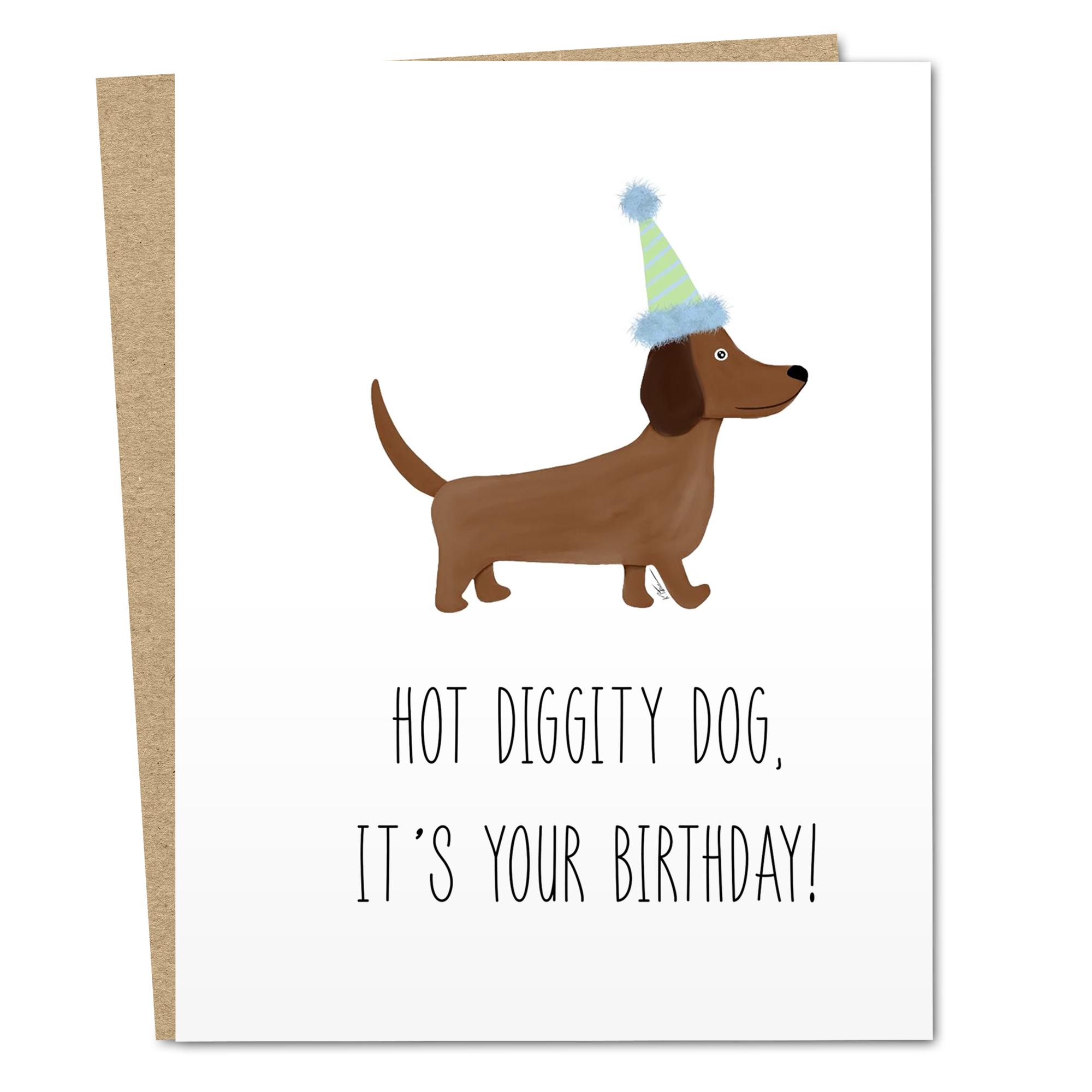 Hot Diggity Dog, It's Your Birthday - The Good Snail