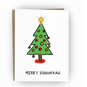 Merry Hanukkah - The Good Snail