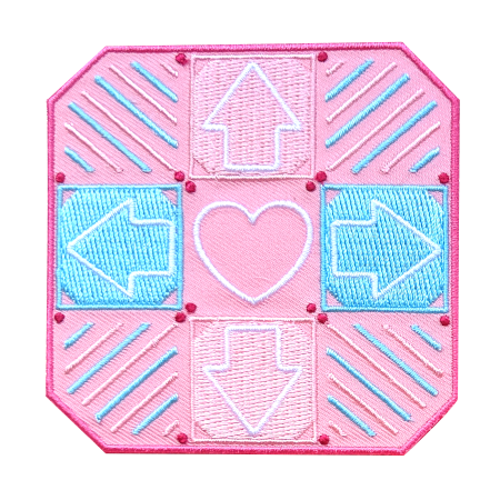DDR Pad Patch