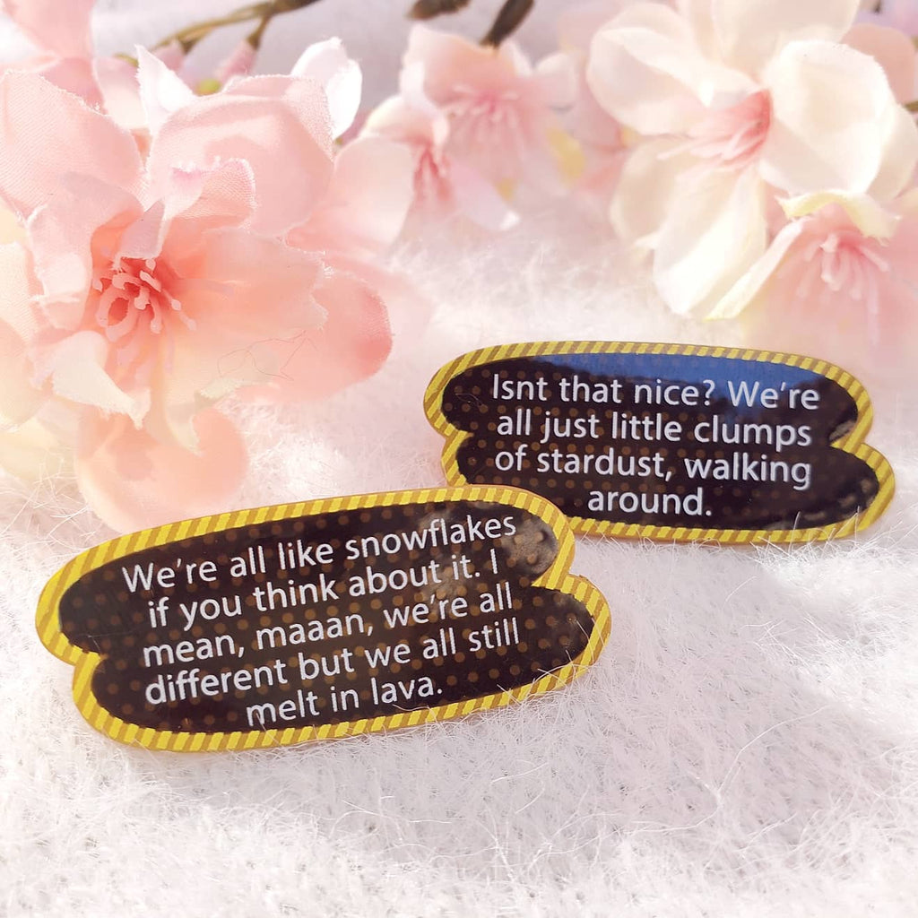Quote - deadcutepins