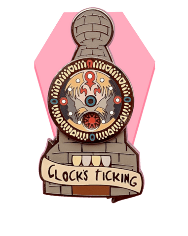 Clock Tower - deadcutepins