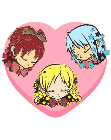 Magika Girls - deadcutepins