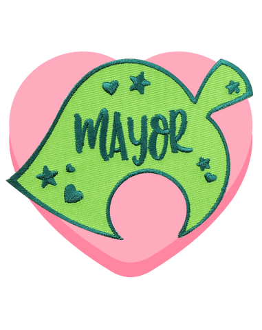 Mayor - deadcutepins